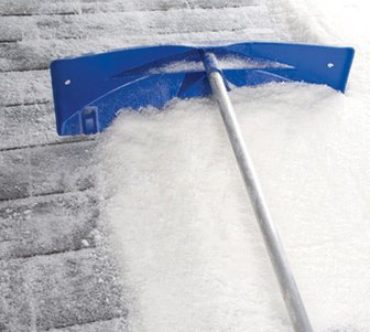 Roof Rake After Each Snow Fall. You Should Go Back As Far As You Are Able  To Reach But Ideally You Should Remove The Snow At Least 2 Feet Beyond Your  Roofs ...